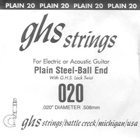 GHS PLAIN BALLEND STRING 1