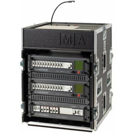 MA LIGHTING DIMMER 6X5.3KW+RCD+PATCHBAY 1