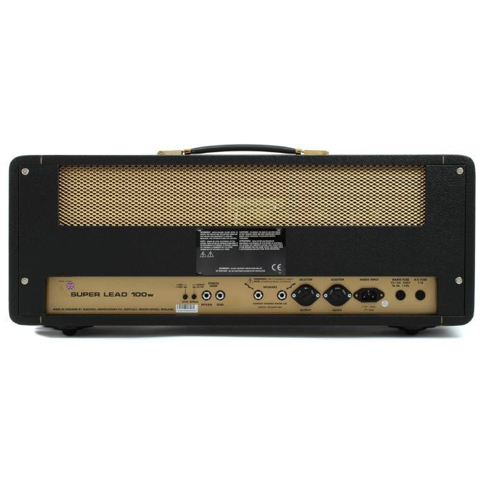 MARSHALL GUITAR AMPLIFIER HEAD 100W 2