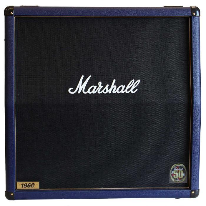 MARSHALL GUITAR CABINET 300W JOE SATRIANI JVM1960A 1