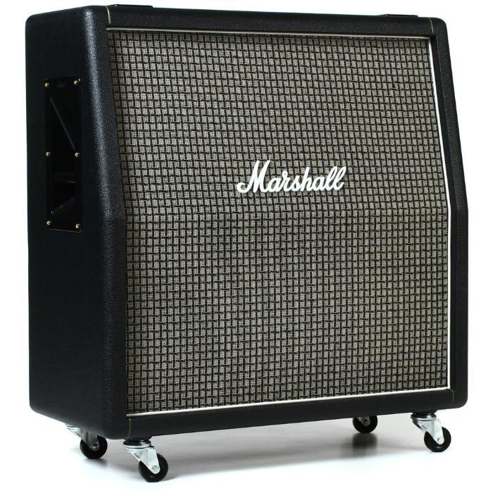 MARSHALL GUITAR CABINET 100W 4x12'' Angled 1