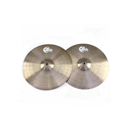 BOSPHORUS 14'' 20TH ANNIVERSARY HI HAT CYMBALS 1