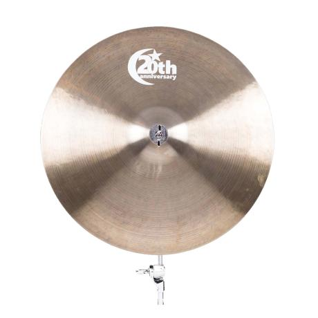 BOSPHORUS 20'' 20TH ANNIVERSARY HI HAT CYMBALS