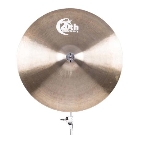 BOSPHORUS 22'' 20TH ANNIVERSARY HI HAT CYMBALS