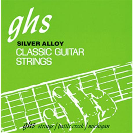 GHS CLASIC GUITAR STRINGS CL GTR TIE CLR 1