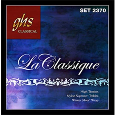 GHS CLASSICAL GUITAR STRINGS LA GRND MD HI 1