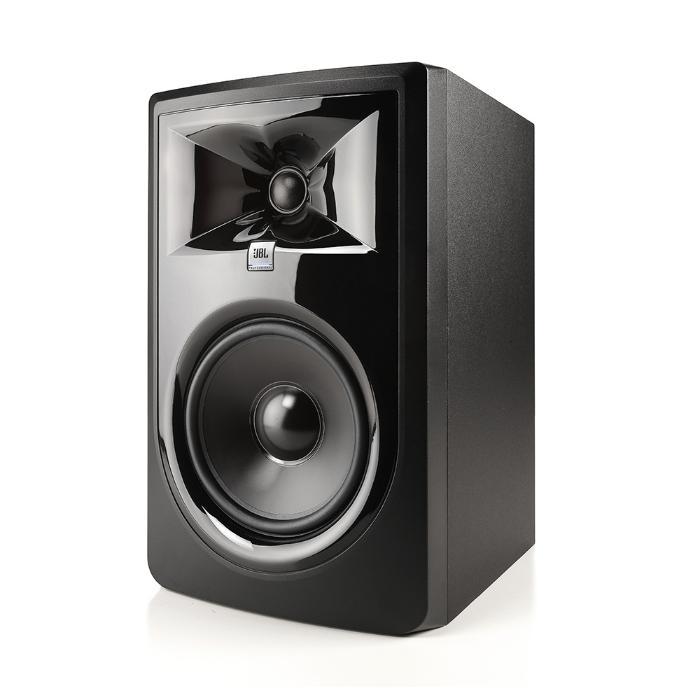 JBL 2-WAYS ACTIVE SPEAKER 1x56W + 1x56W 6,5'' 2