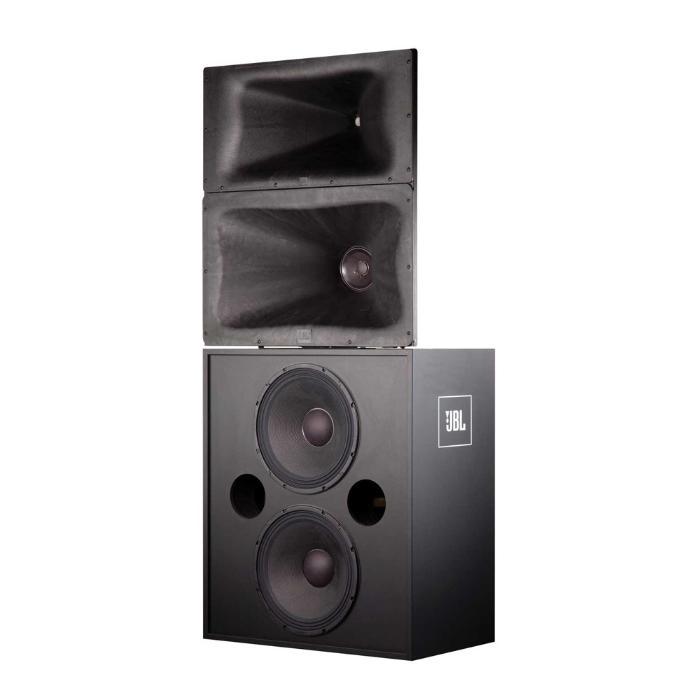 JBL 3 WAYS SPEAKER 500W 2x15'' MID 6'' HF 1'' 4Ω 105dB 2