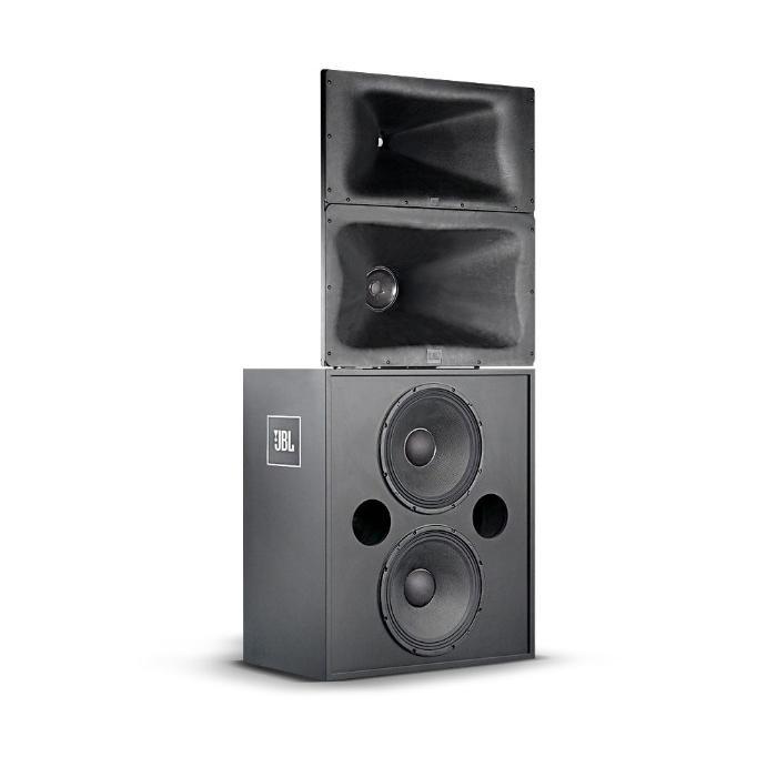 JBL 3 WAYS SPEAKER 500W 2x15'' MID 6'' HF 1'' 4Ω 105dB 1