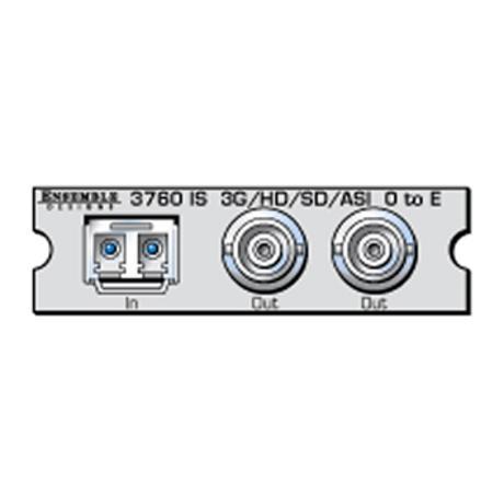 ENSEMBLE DESIGN Avenue 3G/HD/SD/ASI Optical to Electrical Converte 1