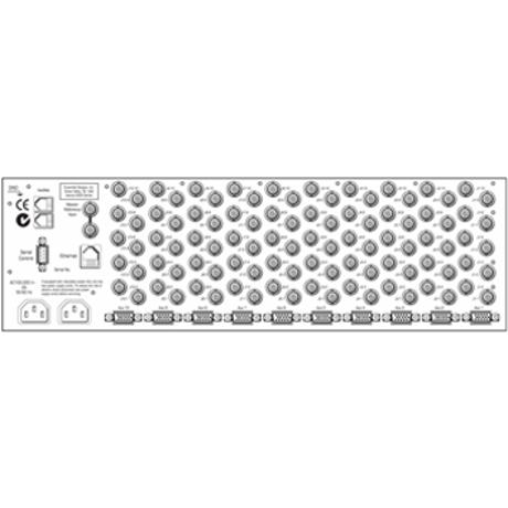 ENSEMBLE DESIGN Avenue  3RU Frame (accepts any 10 modules)
