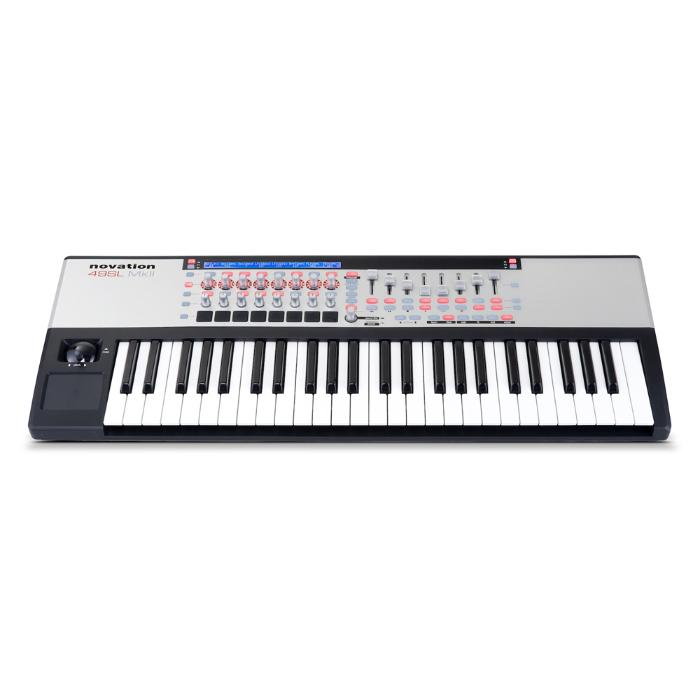 NOVATION USB MIDI CONTROLLER 4 OCTAVE