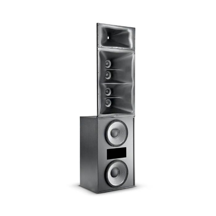 JBL 4 WAYS SPEAKER 3150W 2x18'' MID 4x8'' HF 4'' 115dB 1