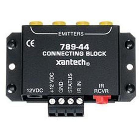 XANTECH ONE ZONE FOUR SOURCE CONNECTING BLOCK