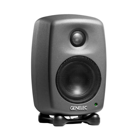 GENELEC 2-WAYS ACTIVE SPEAKER 1x25W+1x25W 3''