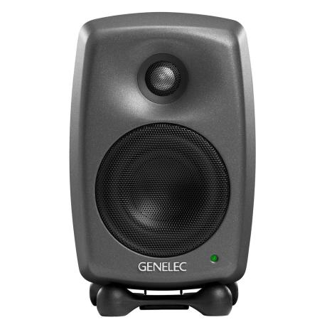 GENELEC 2-WAYS ACTIVE SPEAKER 1x20W+1x20W 4''