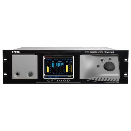 ORBAN MULTIBAND DIGITAL AUDIO PROCESSOR