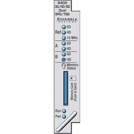 ENSEMBLE DESIGN Avenue Sync Pulse Generator and Test Signal Genera 1
