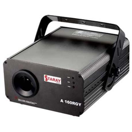 STARAY LASER 160RGY RED 100mW, GREEN 60mW 1
