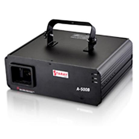STARAY LASER 500mW BLUE, 450nm, 20K, DMX, ILDA 1