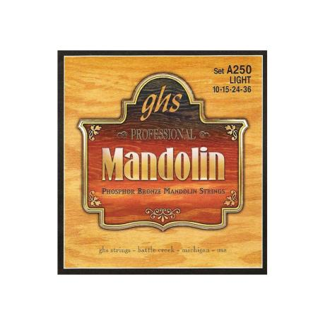 GHS ΣΕΤ ΧΟΡΔΕΣ PHOSPHOR BRONZE MANDOLIN 010-036 1