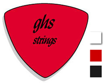 GHS ΠΕΝΝΕΣ STYLE H MEDIUM PICK-RED