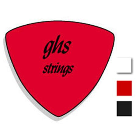 GHS ΠΕΝΝΕΣ STYLE H MEDIUM PICK-RED 1