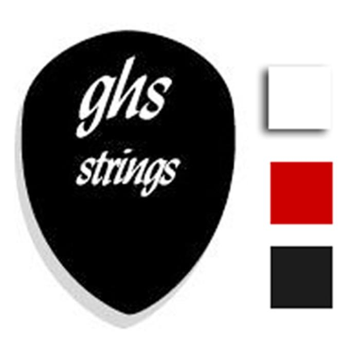 GHS ΠΕΝΝΕΣ STYLE S MEDIUM PICK-RED