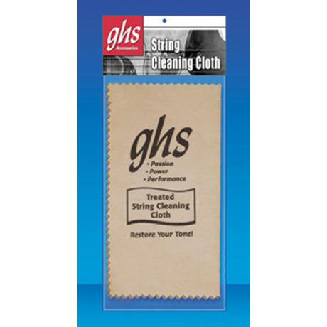 GHS STRINGS CLEANING CLOTH
