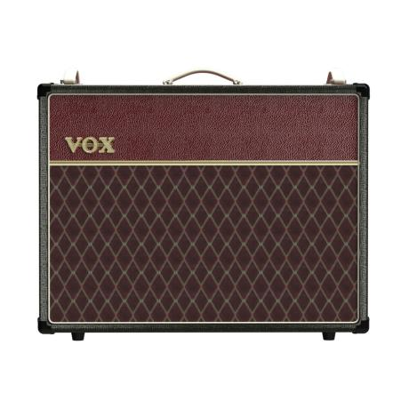 VOX GUITAR AMPLIFIER 30W 1X12'' TWO TONE BLACK MAROON