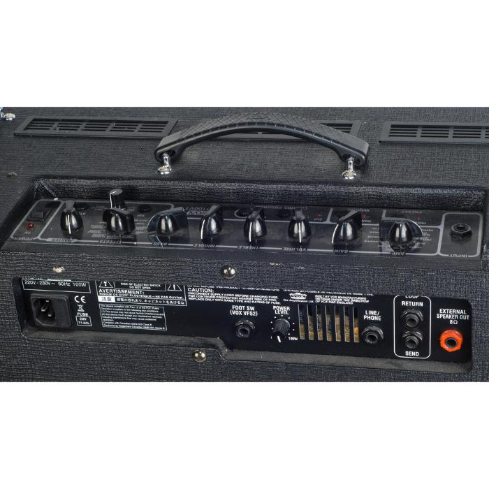 VOX GUITAR AMPLIFIER 100W VALVETRONIC 2