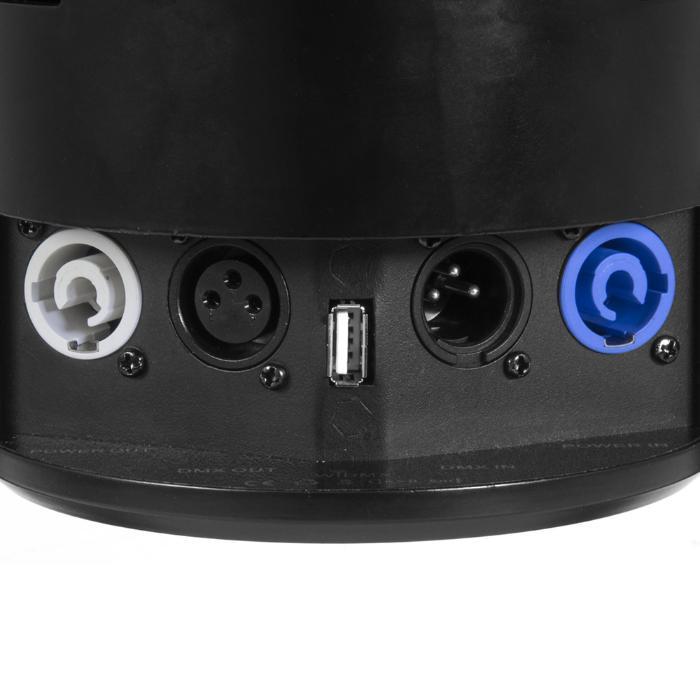 EUROLITE LED BATTERY QCL ΦΩΤΙΣΤΙΚΟ 6X4W RGBW+IR REMOTE 5