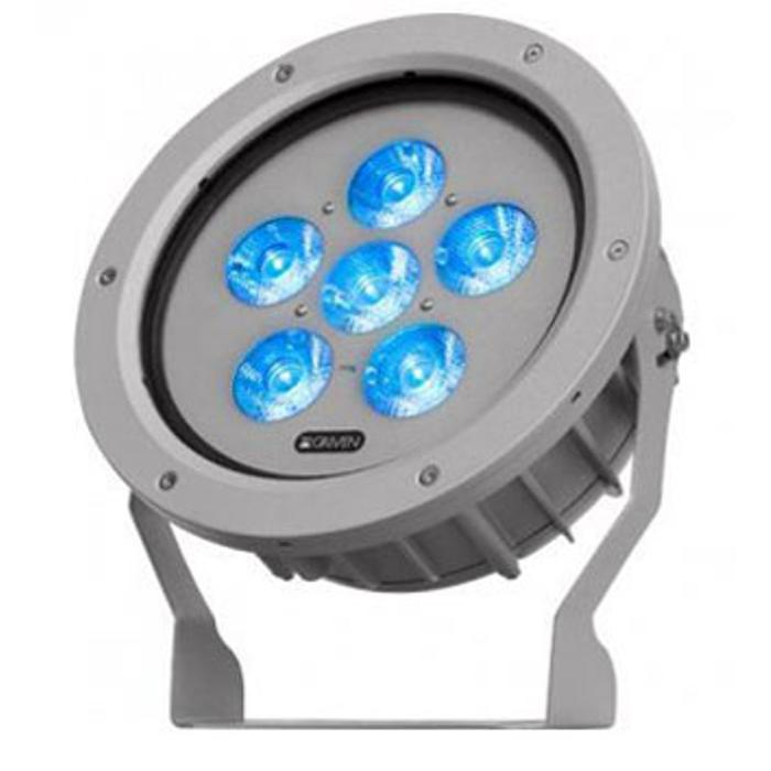 GRIVEN RUBY LED SPOT IP65 WITH 7 FULL COLOR 57W 1