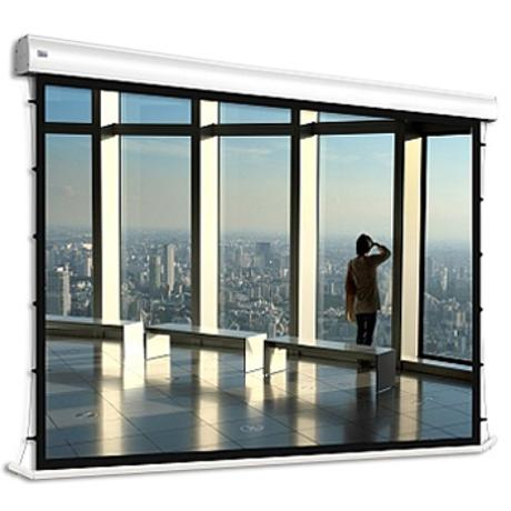 ADEO MOTORIZED PROJECTION SCREEN 4:3, VISION WHITE PRO