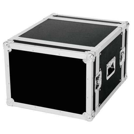 OMNITRONIC AMPLIFIER RACK 8U REMOVABLE COVERS 1