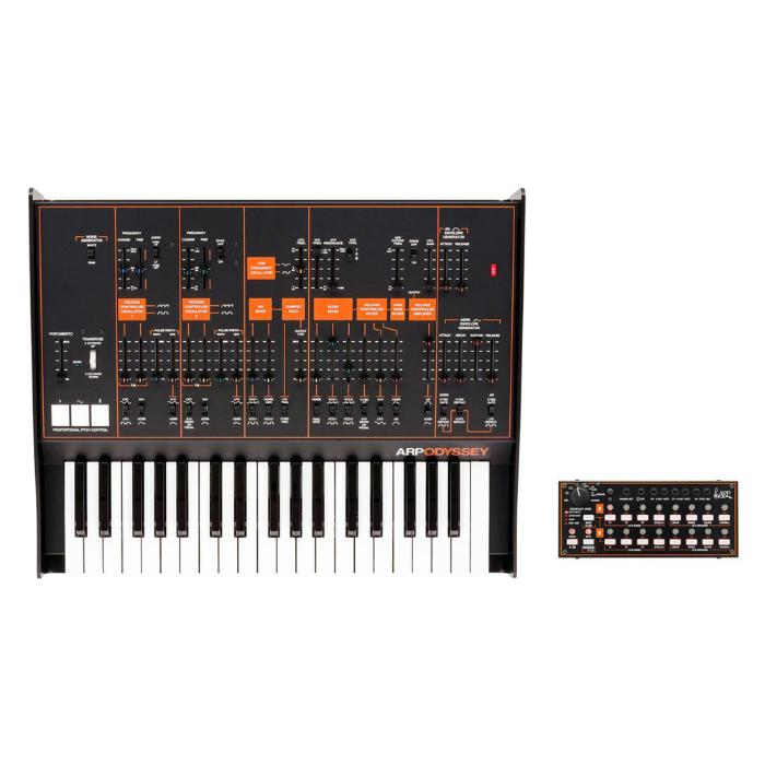 ARP INSTRUMENTS SYNTH ANALOG PLUS SQ1 V3-0