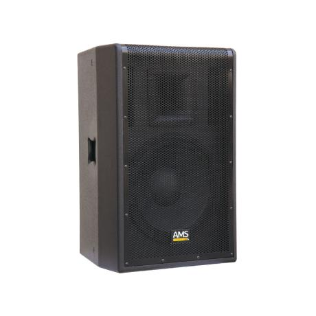AMS 2 WAYS PASSIVE LOUDSPEAKER 900W 15''