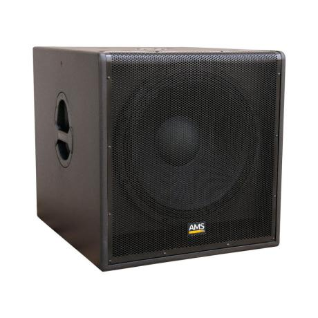 AMS ACTIVE SUBWOOFER 1200W 18'' 1