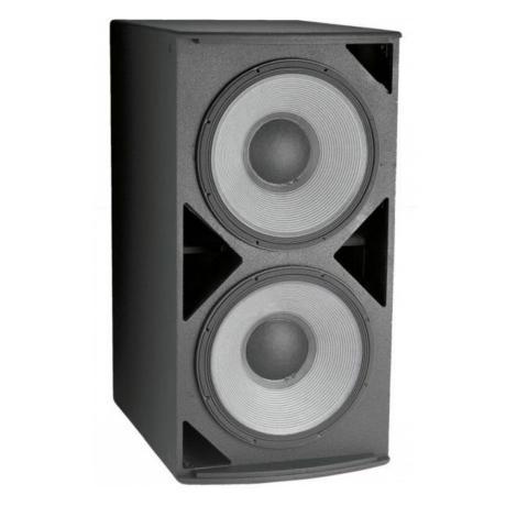 JBL ΗΧΕΙΟ SUB, 2400W, 2 X18'', 4Ω, 102dB 1