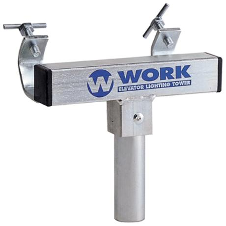 WORK ACCESSORY FOR TRUSS. TUBE  40 mm  MALE 1