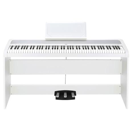 KORG DIGITAL PIANO 88 KEYS ΜΕ ΒΑΣΗ ΣΤΗΡΙΞΗΣ ΚΑΙ 3 ΠΕΤΑΛ 1