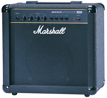 MARSHALL BASS AMPLIFIER COMBO 30W
