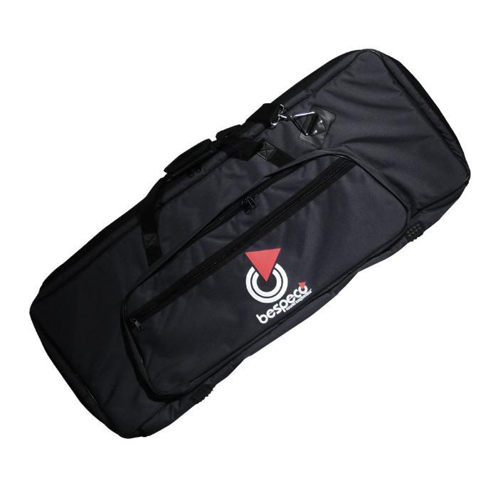 BESPECO SOFT BAG FOR 76 KEYS KEYBOARDS 129X44x16 1
