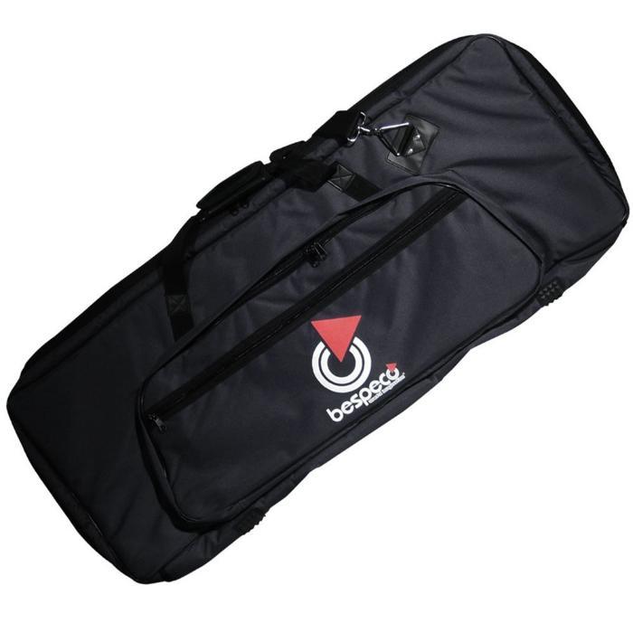 BESPECO SOFT BAG FOR 88 KEYS KEYBOARDS 145x46x17cm 1