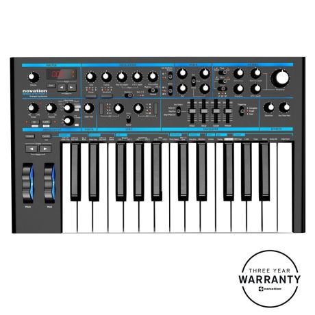 NOVATION BASS STATION VA SYNTH