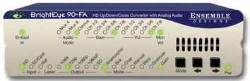ENSEMBLE DESIGN BrightEye 90 HD Up/Down Cross Converter and ARC