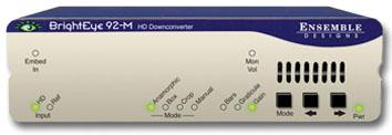 ENSEMBLE DESIGN BrightEye 92-M HD Downconverter