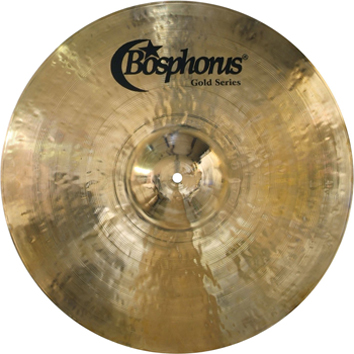 BOSPHORUS CYMBAL CHINA 10'' BOSHORUS GOLD SERIES