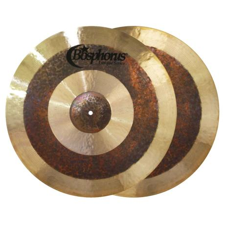 BOSPHORUS SET HIHATS 15'' ANTIQUE SERIES