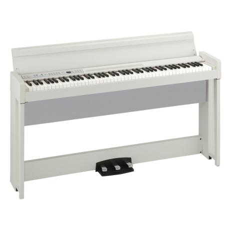 KORG DIGITAL PIANO 88 KEYS  WITH BLUETOOTH WHITE 1